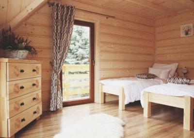 Druga sypialnia - Zosieńka