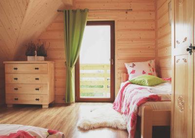 Trzecia sypialnia - Zosieńka