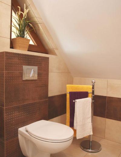 Łazienka na 1 piętrze - Zosieńka
