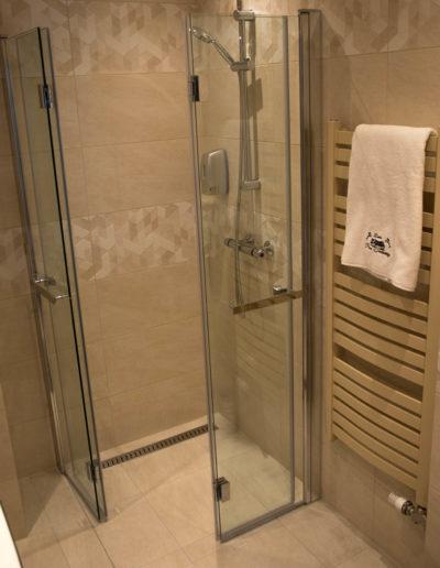 Łazienka parter - Gerwazy