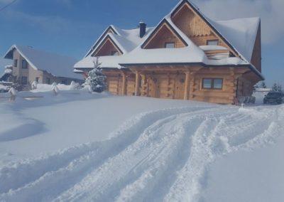 Zima we Dworze